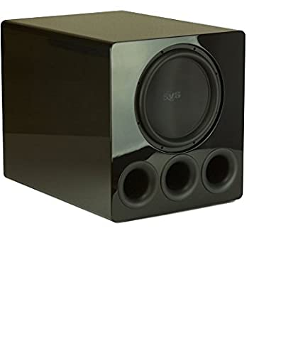 "SVS PB13 ULTRA - Ported Cabinet Subwoofer • 1000 Watts Continuous/3,200 Watts Peak • DSP Controlled • Variable Tuning • 13.5"" Front-Firing Driver -"