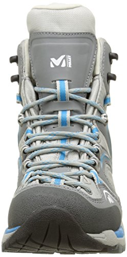 MILLET Ld Switch, Multisport Outdoor Femme Gris (Grey/Electric Blue)