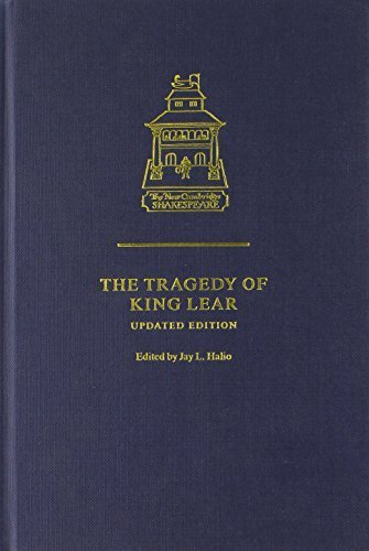 The Tragedy of King Lear (The New Cambridge Shakespeare) by William Shakespeare (2005-09-12)