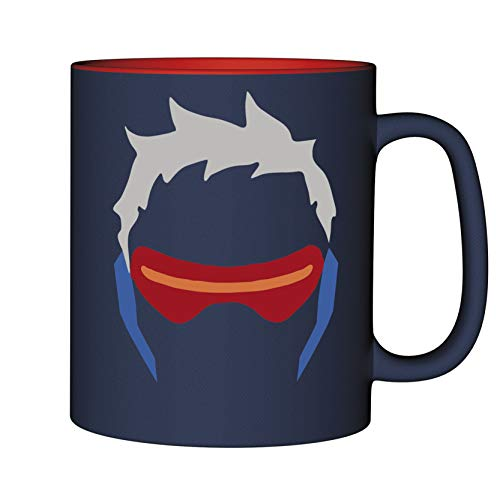 ABYstyle - OVERWATCH - Taza - 460 ml - Soldat76