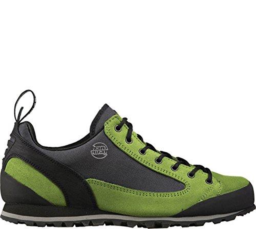 Hanwag Chaussures randonnée Salt Rock Birch Green