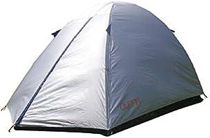 Olimpia Avance 3 Mevsim 2 Kişilik Kamp Çadırı Çadır, Unisex, Gri, Tek Beden