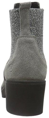 Bronx Law, Low Boots Avec Rembourrage Léger Pour Les Femmes Grey (grau (grey 08))