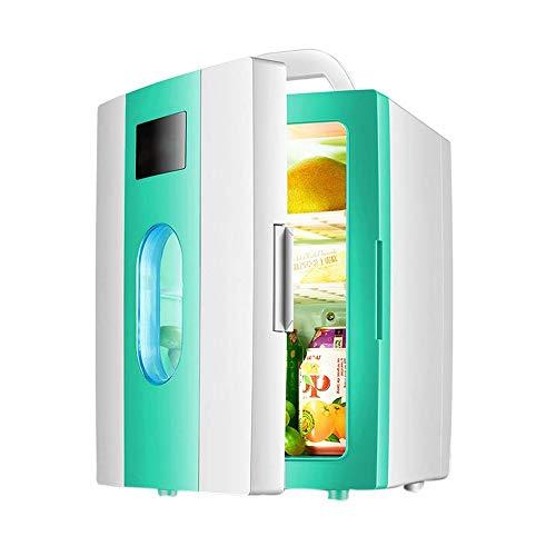 HUIQC Mini refrigerador compacto para bebidas