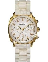 Reloj Viceroy Femme 47800–07Mujer Beige