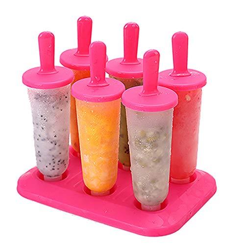 Soda Kostüm Flasche - Clara Rundmit Deckel EisTablett DIY Popsicle EIS Form