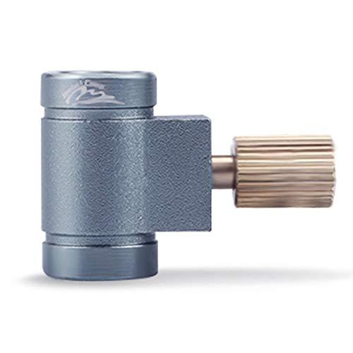 HermosaUKnight Neue Tragbare Propan Refill Adapter Aluminiumlegierung Gasflasche Tank Koppler- - Propan-tank-refill