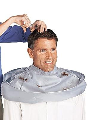 Luckkyy® Friseurumhang Haarschneideumhang für