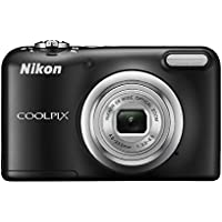 Nikon Coolpix A900 20MPMP 4K Ultra HD Wi-Fi Digital Camera (Black)