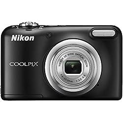 Nikon Coolpix A10 Appareil photo Compact 16 Mpix Noir