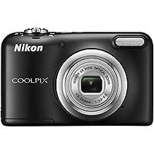 "Nikon COOLPIX A10 - Cámara digital (Corriente alterna, Batería, Cámara compacta, 1/2.3"", 4,6 - 23 mm, Auto, LCD)"