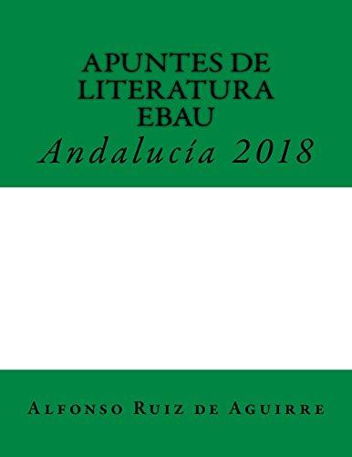 Apuntes literatura Andalucia