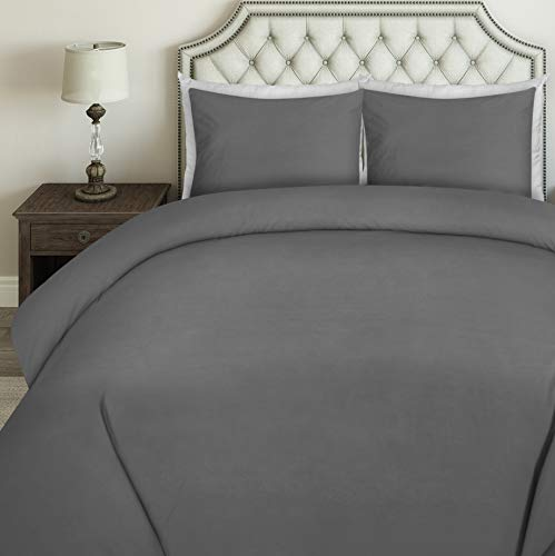 Utopia Bedding Duvet Cover Set -...