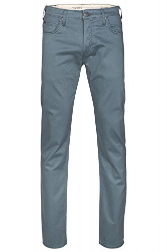 Lee Powell Low Slim degli uomini dei jeans grigio L704JR30, Size:W28/L34