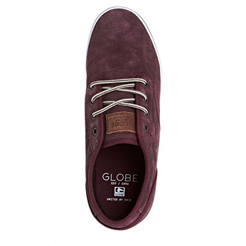 Globe Motley Unisex-erwachsene Sneakers Marrone