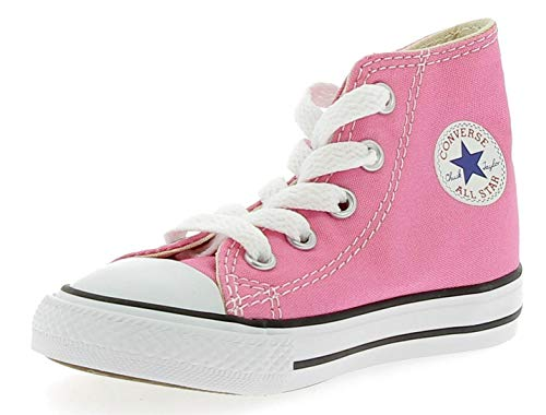 Converse Inft CT AllSta Girls Sportschuhe Pink (Converse Girls High Tops)