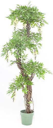 Vert Lifestyle Calidad Artificial Crema Floración Japonés