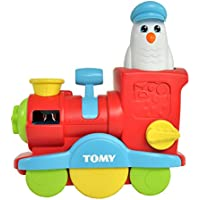 Toomies Bubble Blast Train Preschool Children's Bath Toy