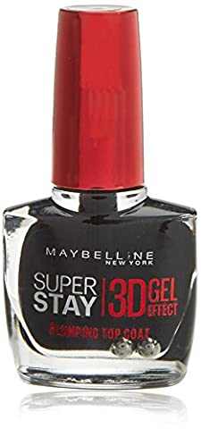 Maybelline SuperStay 3D Gel Effect Plumping Top Coat 10ml