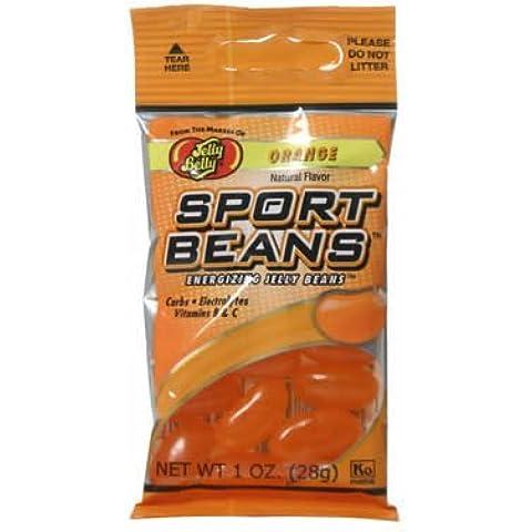 Jelly Belly - Fagioli Sport Energizzante Jelly Beans Orange - 1 oz