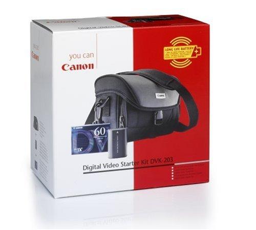 Canon DV-Starter-Kit DVK-203 Canon-starter-kit