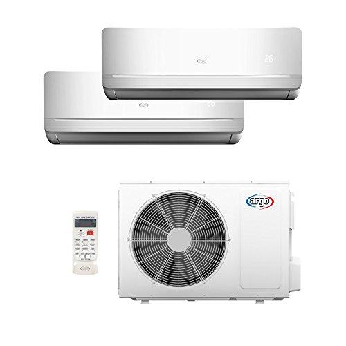 ARGO Bright 9 Climatizzatore Dual Split, Bianco