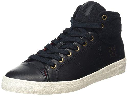 FLY London Balk837fly, Sneakers Hautes Homme Noir (Black 000)