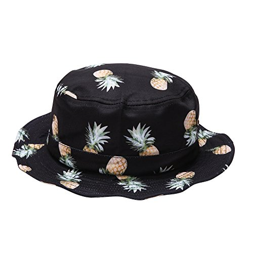 amazmall-women-cotton-bucket-hat-boonie-hunting-summer-fishing-outdoor-caps