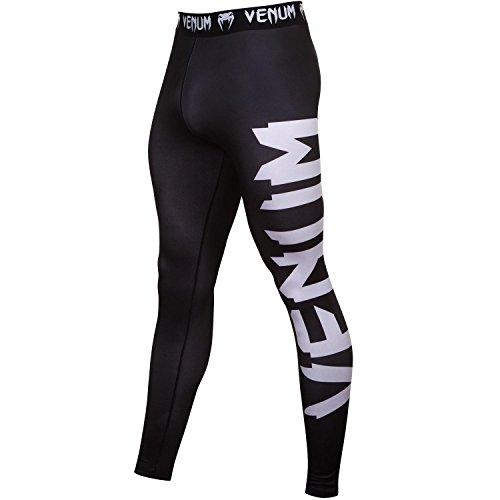Venum Giant - Pantalones Largos de compresión para Hombre, Color Negro, Talla M