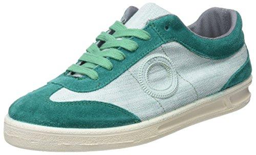 Aro Finca, Zapatillas Mujer, Verde Green, 40 EU