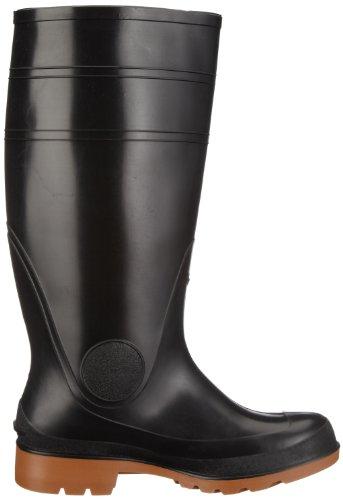 Nora Como 72016, Bottes de pluie mixte adulte Noir (Schwarz 11)