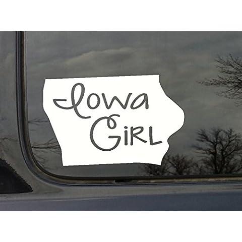Wall Decor Plus More WDPM3004 Iowa State-Girl,