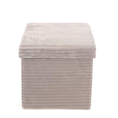 Pouf contenitore, da 38x38 cm