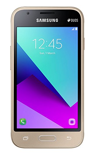 SAMSUNG GALAXY J1 MINI PRIME SM-J106H/DS GOLD 8GB DUAL SIM UNLOCK 2016 MODEL, 3G