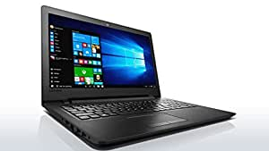 Lenovo IdeaPad 110-15ISK 80UD00S1IH 15.6-inch Laptop (Core i3-6006/4GB/1TB/DOS/2GB Graphics), Black
