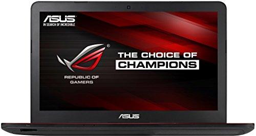 Asus ROG GL551JW-CN196T 39,60 cm (15,6 Zoll Full HD) Laptop (Intel Core i7-4720HQ, 16GB RAM, 1TB HDD+24GB SSD, NVIDIA GeForce GTX 960M 2GB, Blu-ray, Win 10 Home) schwarz 24 Gb Ssd