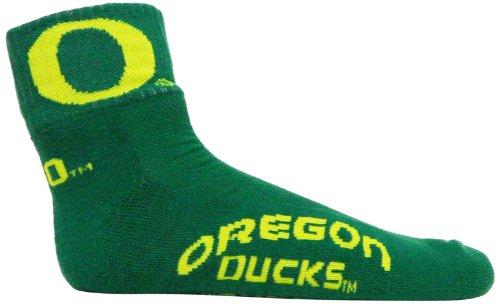 Donegal Bay NCAA Alabama Crimson Tide QTR Socken, Herren, grün, Einheitsgröße Alabama Crimson Tide Uniform