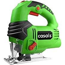 Casals VC650PE - Sierra de calar (potencia 650 W, 2.800 rpm, pendular,