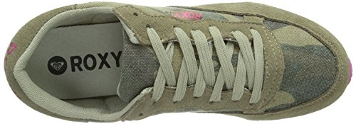 Roxy Run, Baskets mode femme Vert