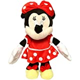 Dancing & Singing Plush Minni Mouse CUTE DANCING Minni MOUSE SINGING MUSIC PLUSH SOFT TOY Minni MOUSE, Hands Moves Up Down With Music PREMIUM QUALITY