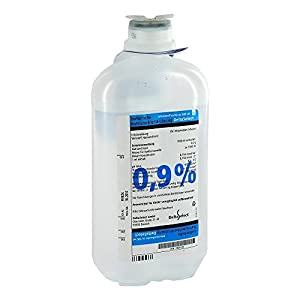 KOCHSALZLÖSUNG 0,9% DELTAMEDICA Plastikfl. 500 ml Infusionslösung