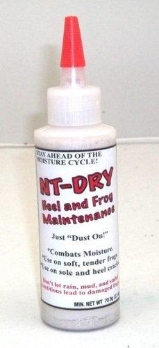 No Thrush - NT Dry Horse Hoof Powder x 70 Gm