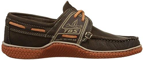TBS Globek, Chaussures Bateau Homme Marron (Ebene Brique)