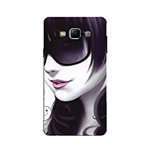 GIRL STYLE BACK COVER FOR SAMSUNG GALAXY E5