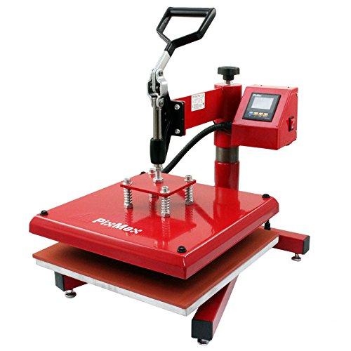 PixMax 38cm x 38cm Swing-Hitzepressmaschine