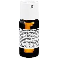 Solutio Ferri Comp. D3, 50 ml preisvergleich bei billige-tabletten.eu