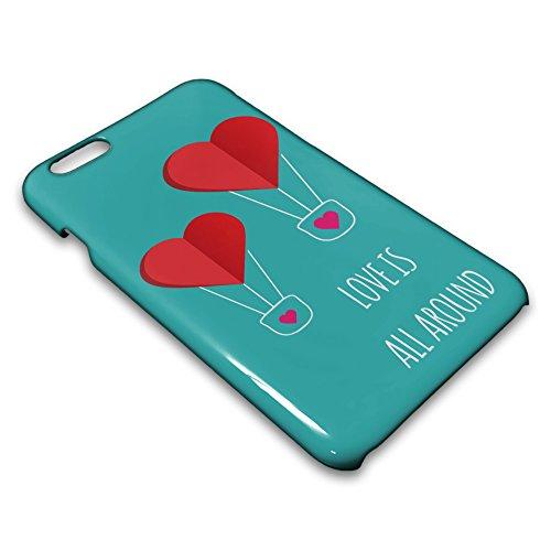 farmygadget Coque Case Étui Impression Complète type Love pour Smartphone Apple 00018f