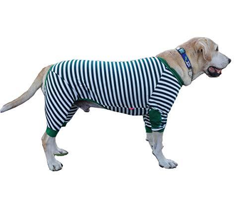 BT Bear - Pijama para Perro de algodón Suave, Transpirable, Flexible, con...