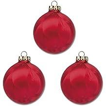 Christbaumkugeln Eislack Rot.Suchergebnis Auf Amazon De Für Rote Christbaumkugeln Glas