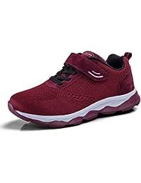 5ff80f5957e7 Shoes Autunno Scarpe Madre Di Mezza Età, Fondo Morbido Femmina Confortevole  Coppia Di Mezza Età Sportiva Scivolare Signore Scarpe Da…